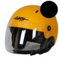 Preview: GATH Helm RESCUE Schwarz matt Gr L