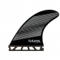 Preview: FUTURES Thruster Fin Set F6 Honeycomb Legacy neutr