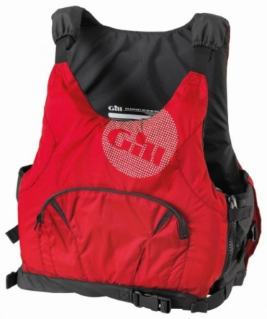 Gill Pro Racer Auftriebshilfe rot